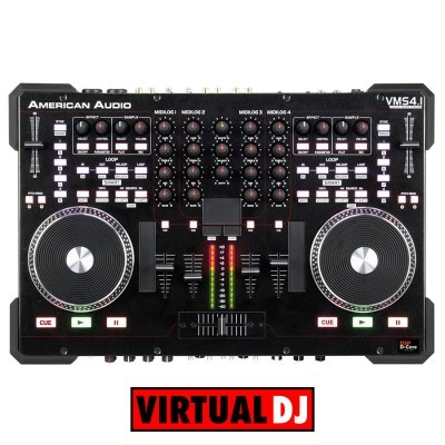 American DJ VMS4.1 Virtual