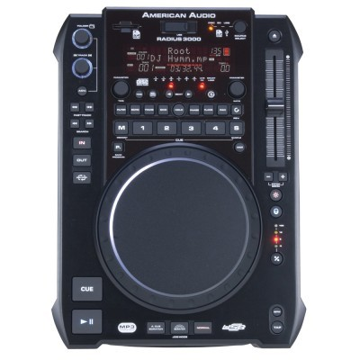 American DJ Radius 3000