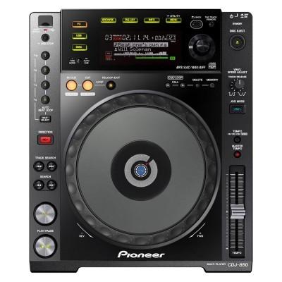 Pioneer CDJ-850 Black