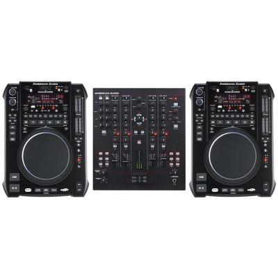 American DJ Radius 3000 SET