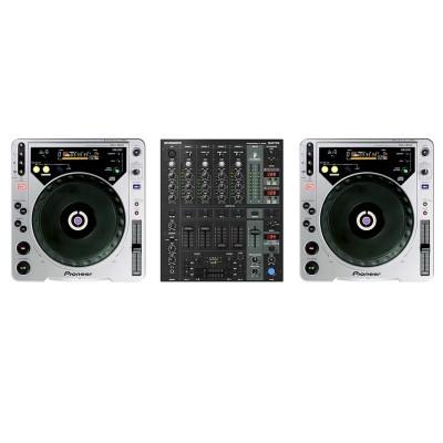 Pioneer CDJ-800 DJ Set