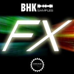 Industrial Strength BHK_FX_Sample Pack_Wav