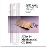 Big Fish Audio - John Cage Prepared Piano (Multiformat)