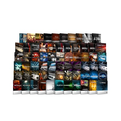 NI Komplete 9 Ultimate WiN MAC-کامپلیت9
