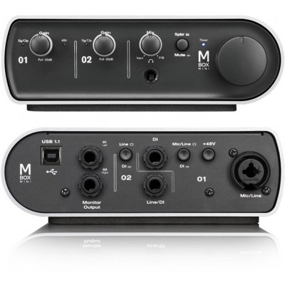 Digidesign Mbox3 Mini