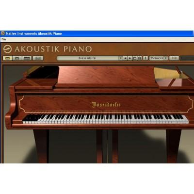 Akoustik Piano-آکوستیک پیانو