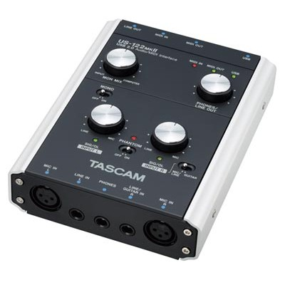 TASCAM 122 MKII