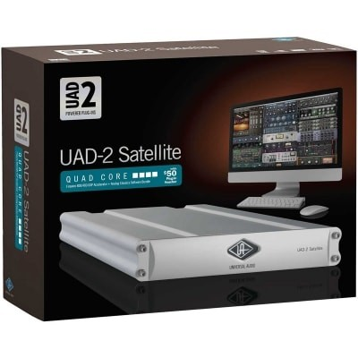Universal Audio UAD 2 Satellite Duo Core